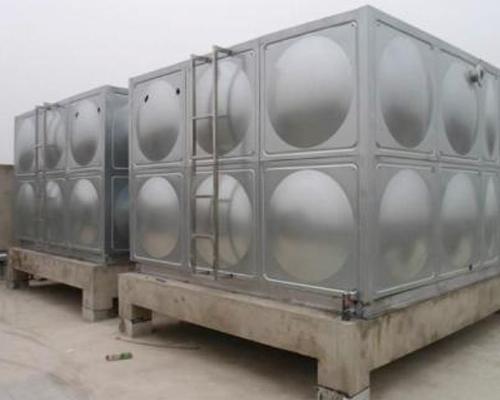 立方不锈钢水箱